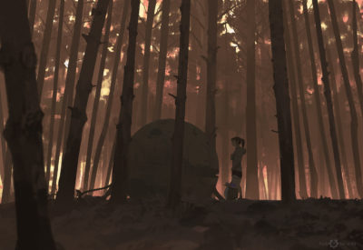 215 365 Path of Miranda_forbidden forest, Atey Ghailan_01
