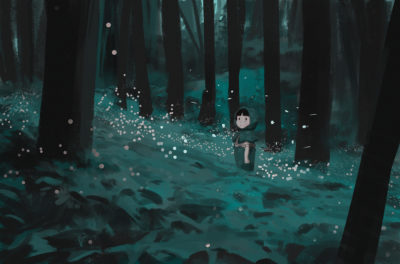 250 365 Grave of the fireflies, Atey Ghailan_01