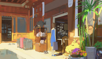 365 Days of sketching, Atey Ghailan_02