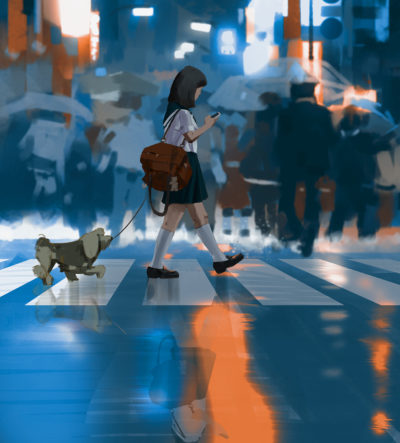 365 Days of sketching, Atey Ghailan_39