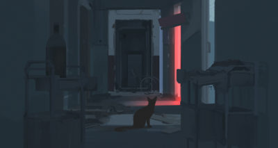 82 365 Cat adventures – exploring the unknown, Atey Ghailan_01