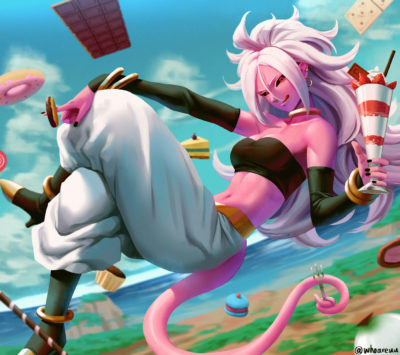 Android 21, WHO ._01