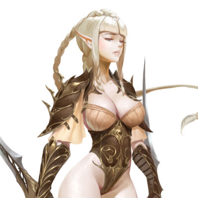 Assassin_elf, Bangku An_01