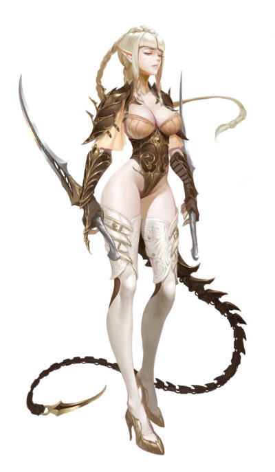 Assassin_elf, Bangku An_02