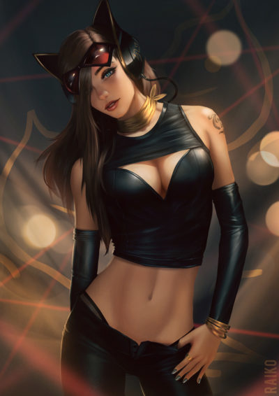 Catwoman Pepper, Sean 'Raiko' Tay_01