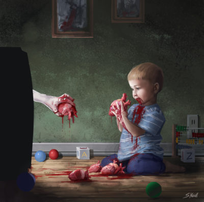 Creepy paintings 1, Stefan Koidl_07