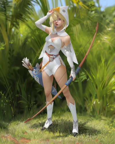 Cute Hunter, Taejune Kim_01