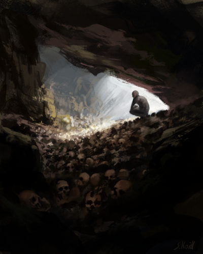 Dail Spitpaint 3 Cave of skulls, Stefan Koidl_10