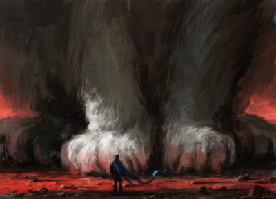 Daily Speedpaints White paw, Stefan Koidl_06