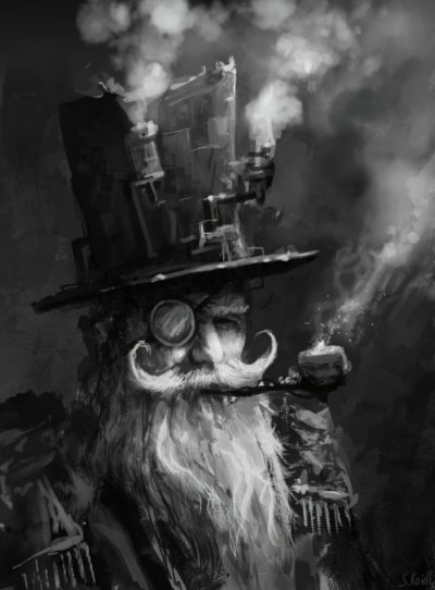Daily Spitpaints 2 Steam hat, Stefan Koidl_12