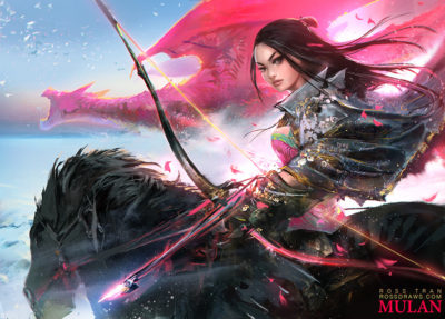 Epic MULAN!, Ross Tran_01
