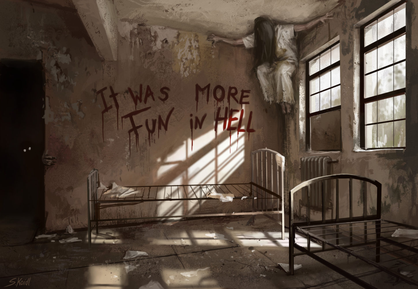 Haunted asylum More fun in hell, Stefan Koidl_01