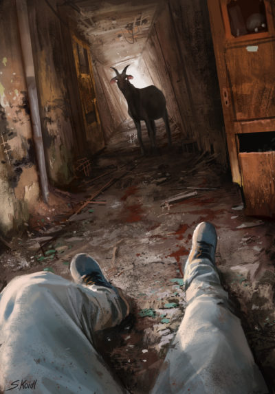 Haunted asylum The goat, Stefan Koidl_05