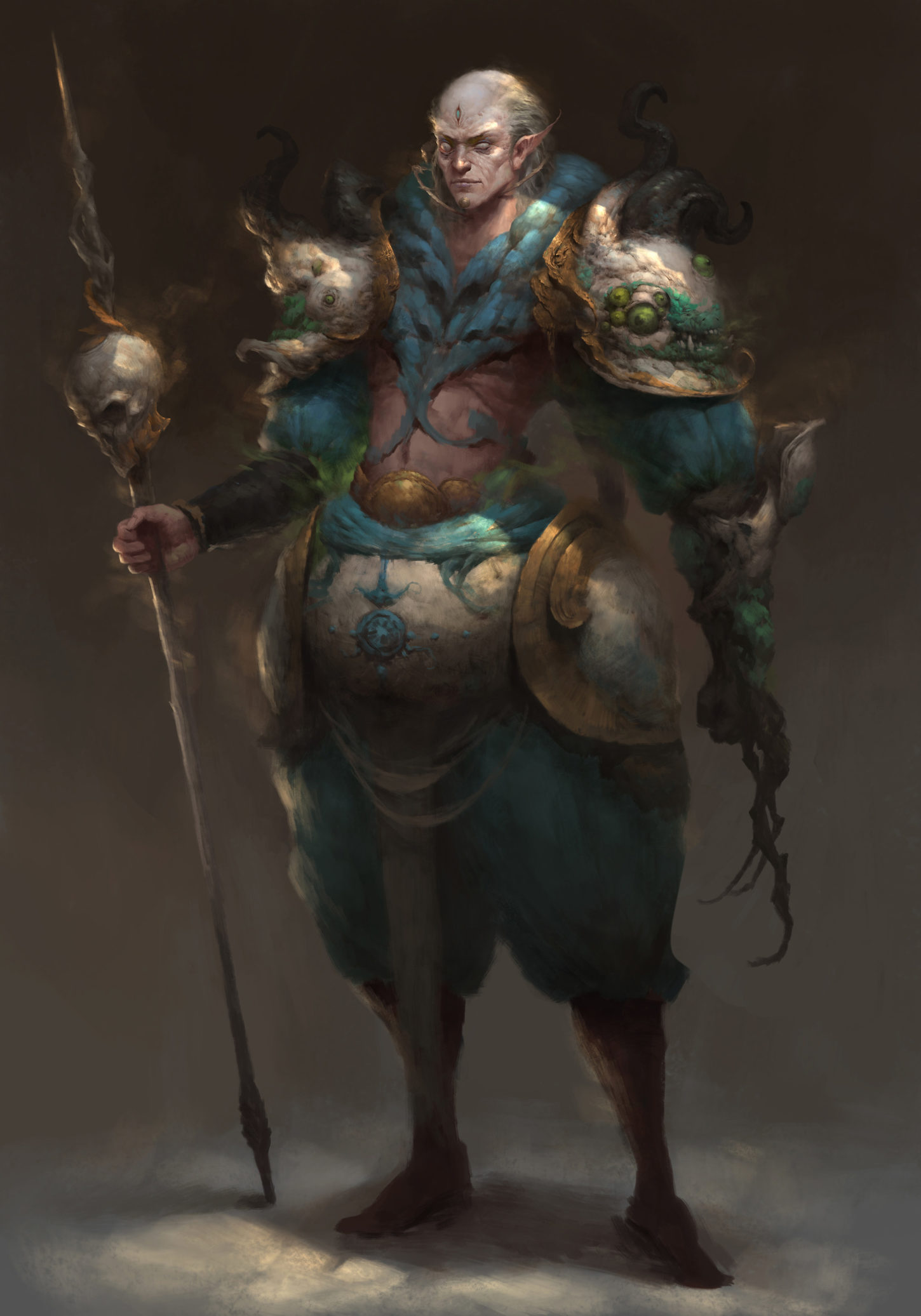 Hell soldier(阴兵), ZHAO HUANHUA_01