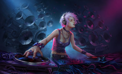 House music all night long, wenfei ye_01