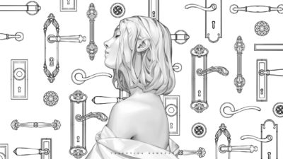 Key To Opportunity Lineart, Valentina Remenar_03