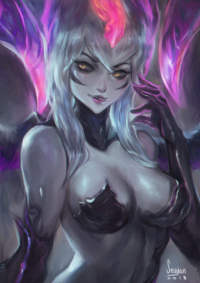 League fan arts, Seuyan art_01