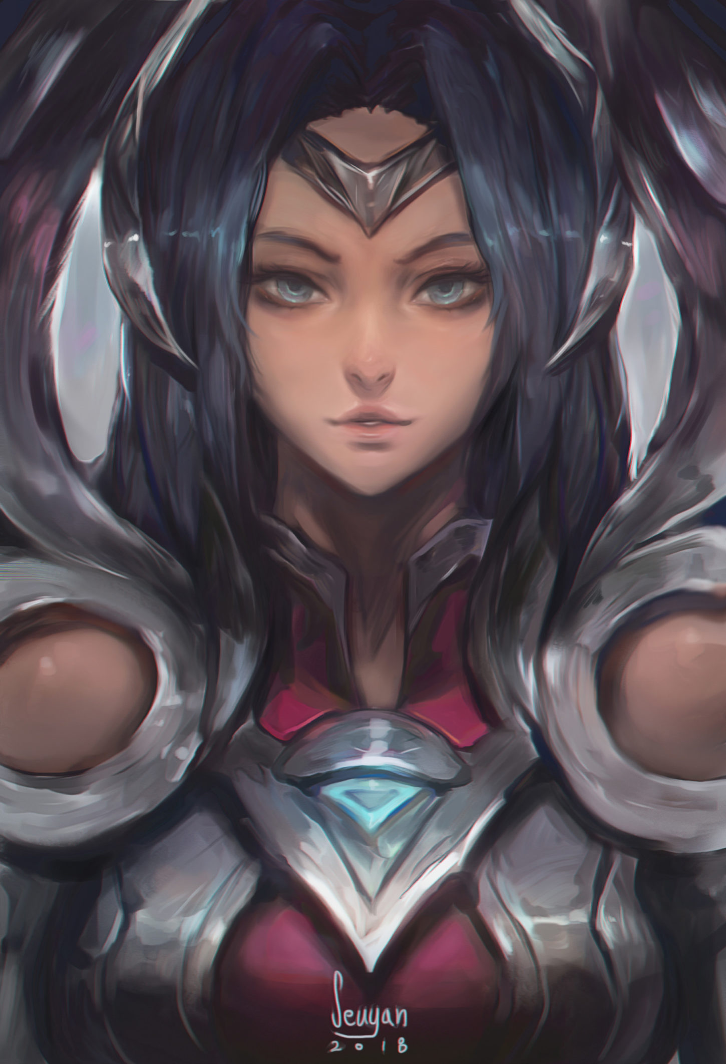 League fan arts, Seuyan art_03