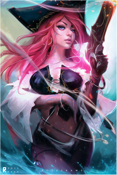 Miss Fortune, Ross Tran_01