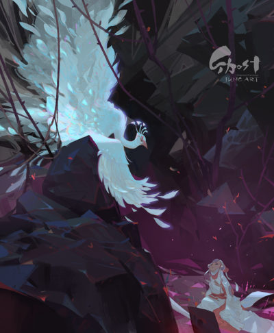 Nightmare#GHOST#, Wenjun Lin_01