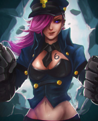 Officer Vi by こよりん