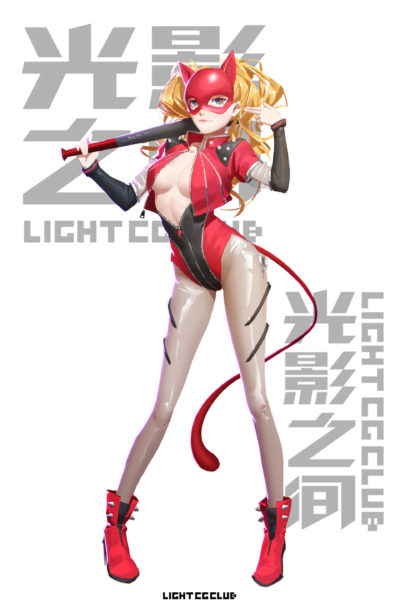 P5, LightCG Club_01