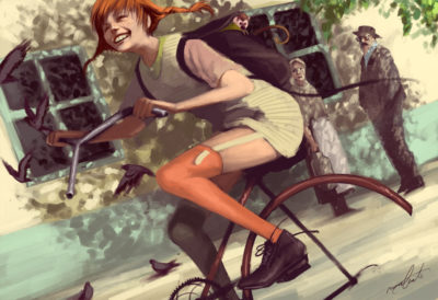 Pippi Longstocking null, Mona Finden_01