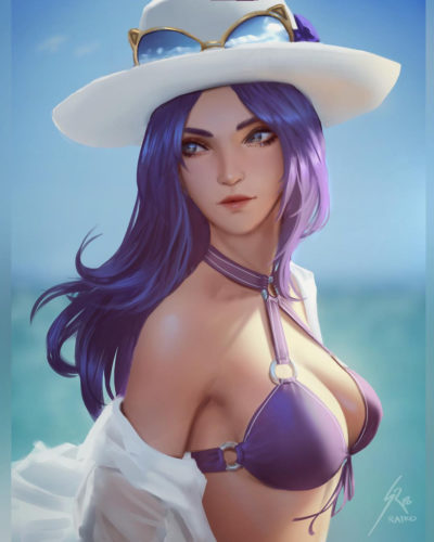 Pool Party Caitlyn, Sean 'Raiko' Tay_01