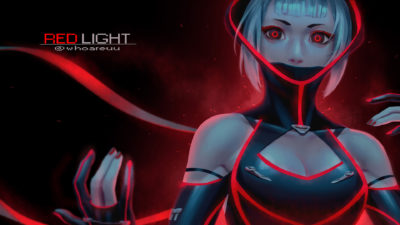 RED LIGHT, WHO ._01