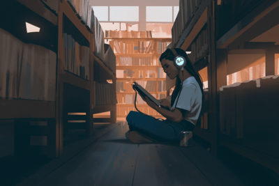 Recent sketches 10 Part of my daily routine is to listen to audibooks while drawing, thought i'd do sketch something inspired by that, Atey Ghailan_04