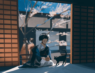 Recent sketches 7, Atey Ghailan_04