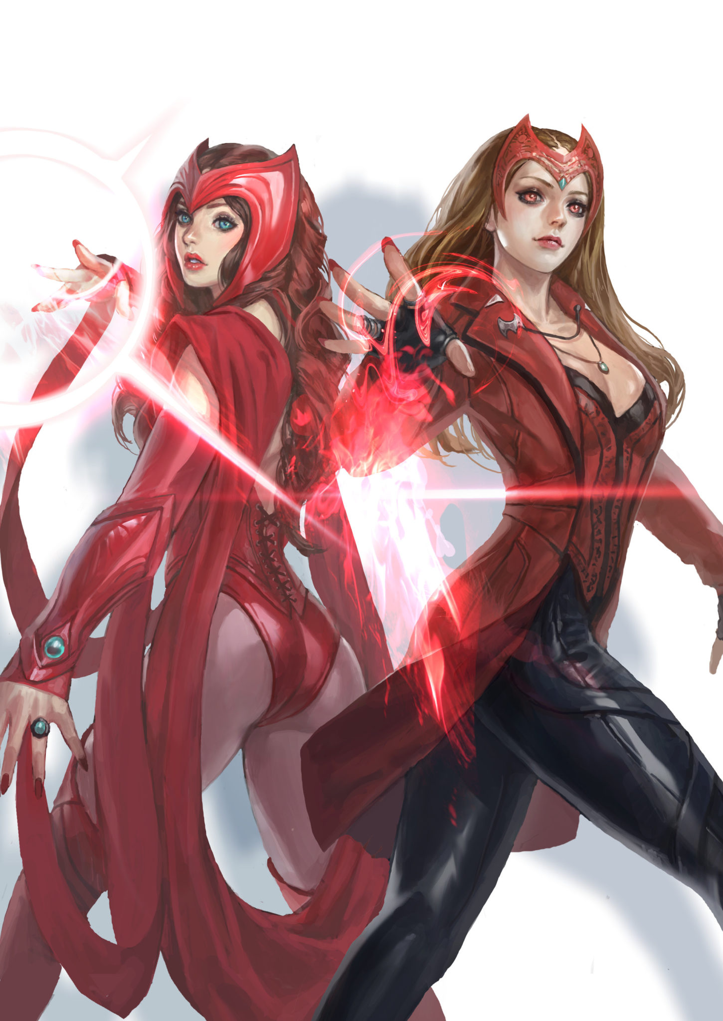 Scarlet Witch , in shoo_01