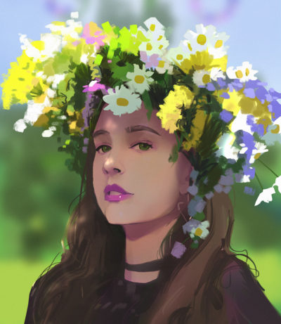 Sketch collection 15 2018 Midsommar, Atey Ghailan_04