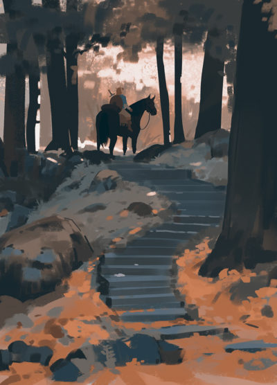 Sketches 2, Atey Ghailan_04