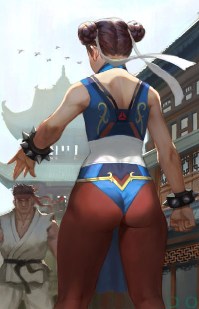 Street Fighter Fan Art, Jㅇㅇ d r a w s_01