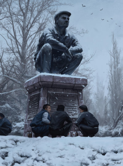 The great gopnik statue, Stefan Koidl_01