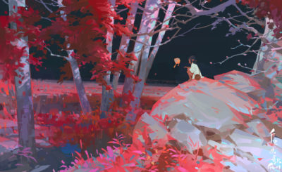 The mountain#GHOST, Wenjun Lin_01