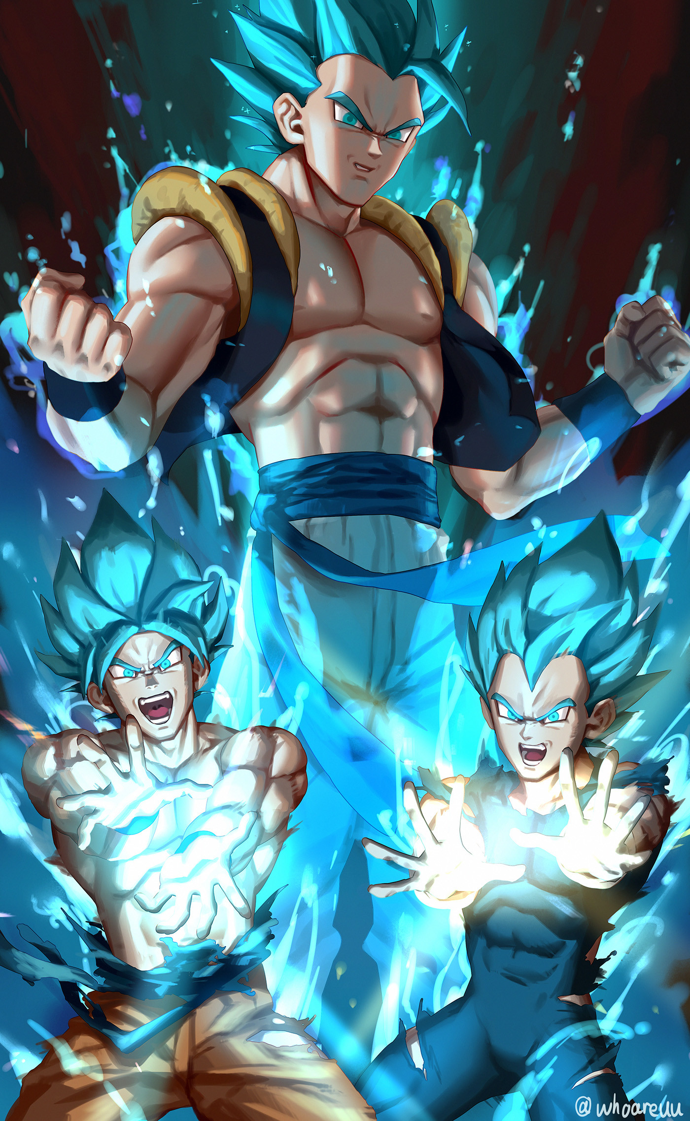The strongest fusion, WHO ._01