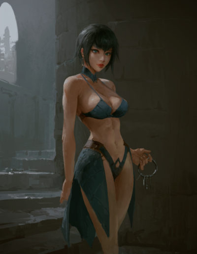Thief, YOUNG IL CHOI_01