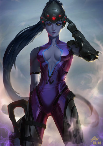 Widowmaker, Sean 'Raiko' Tay_01