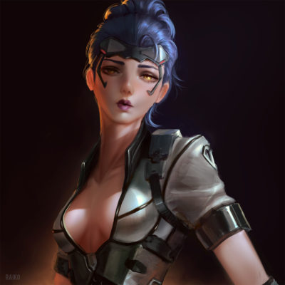 Widowmaker – Talon, Sean 'Raiko' Tay_01