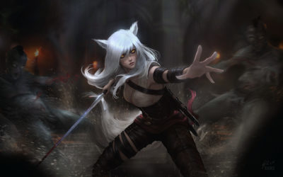 Witcher Ahri, Sean 'Raiko' Tay_01