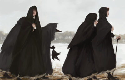 Witches, Mona Finden_01