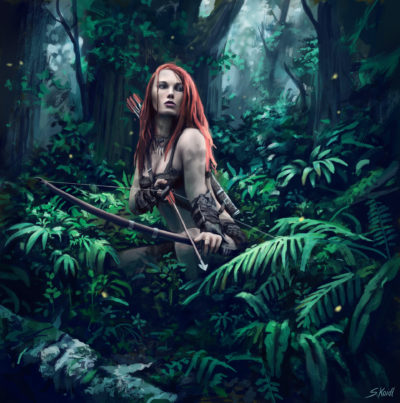 Woman Warrior, Stefan Koidl_01