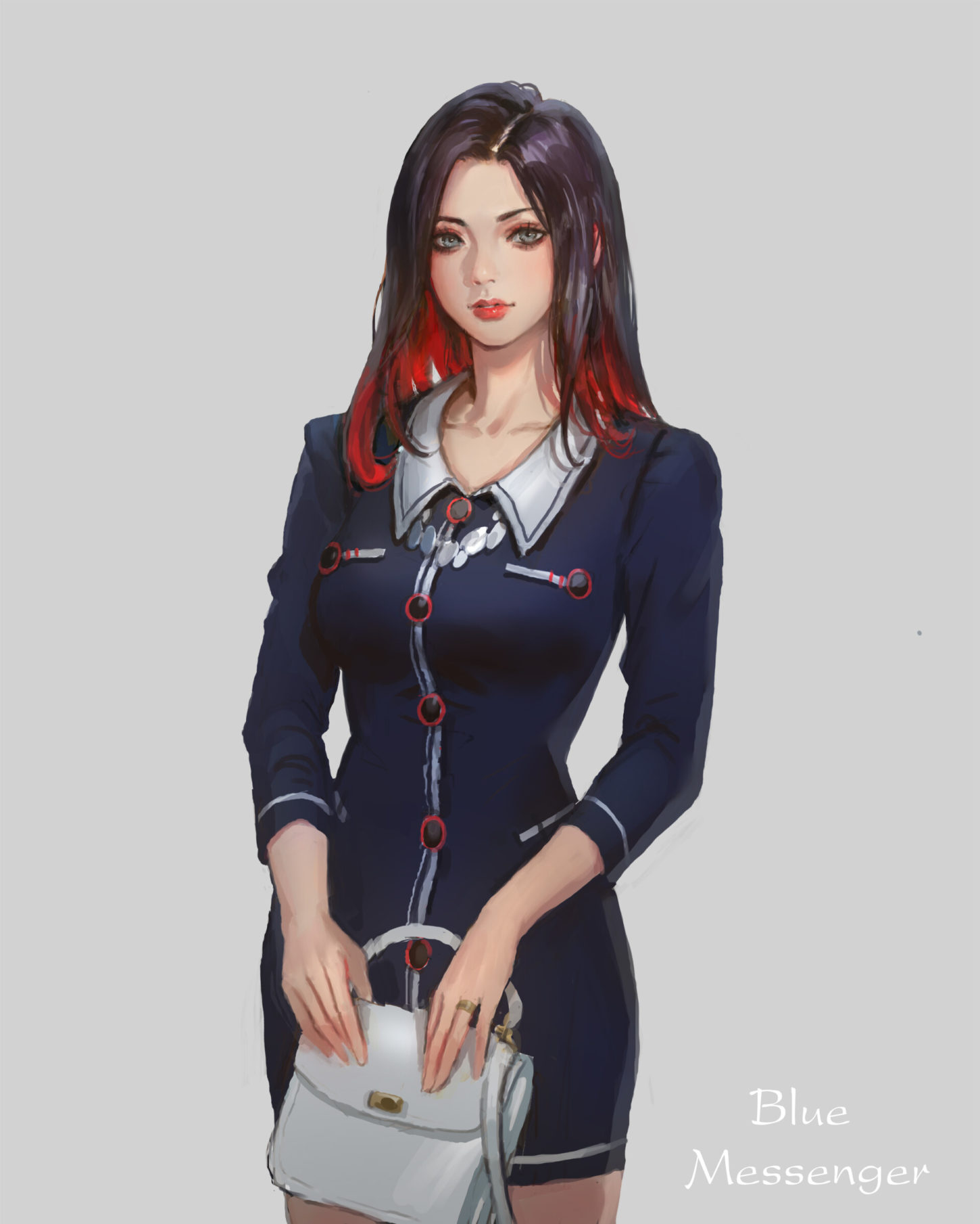 Woman of Office, in shoo_01