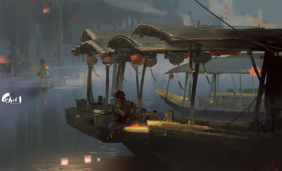 river town-project, Wenjun Lin_01