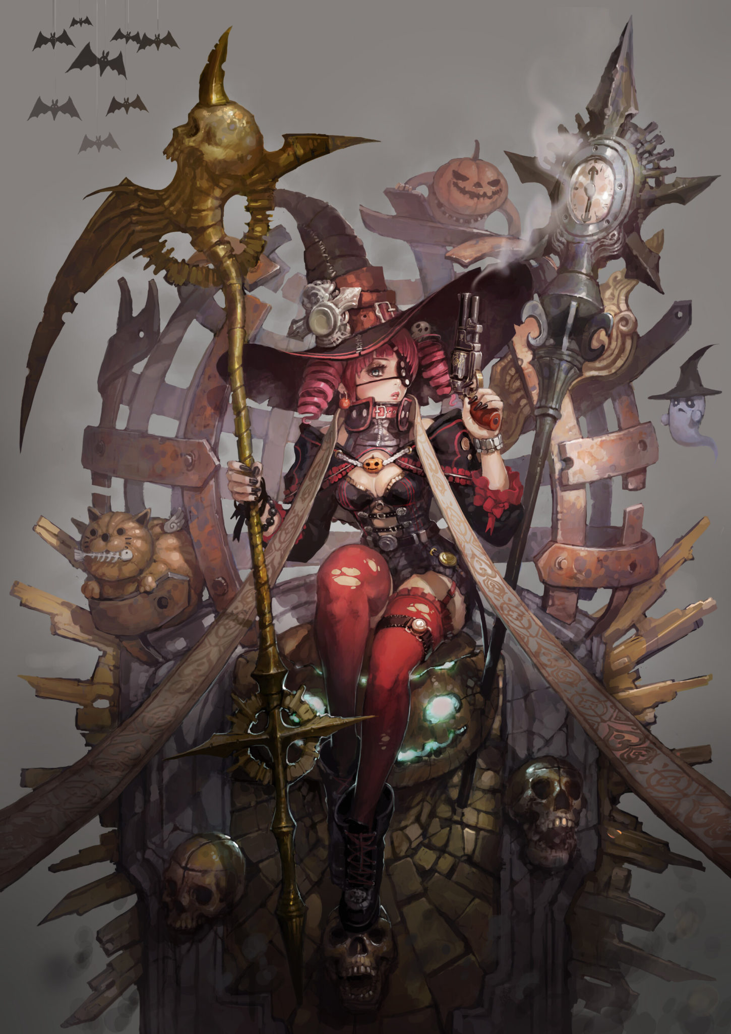 witch of gunner, in shoo_01