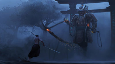 Assault On Samurai, Paul Nong_01