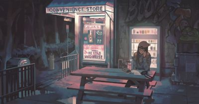 Convenience Store by Klegs