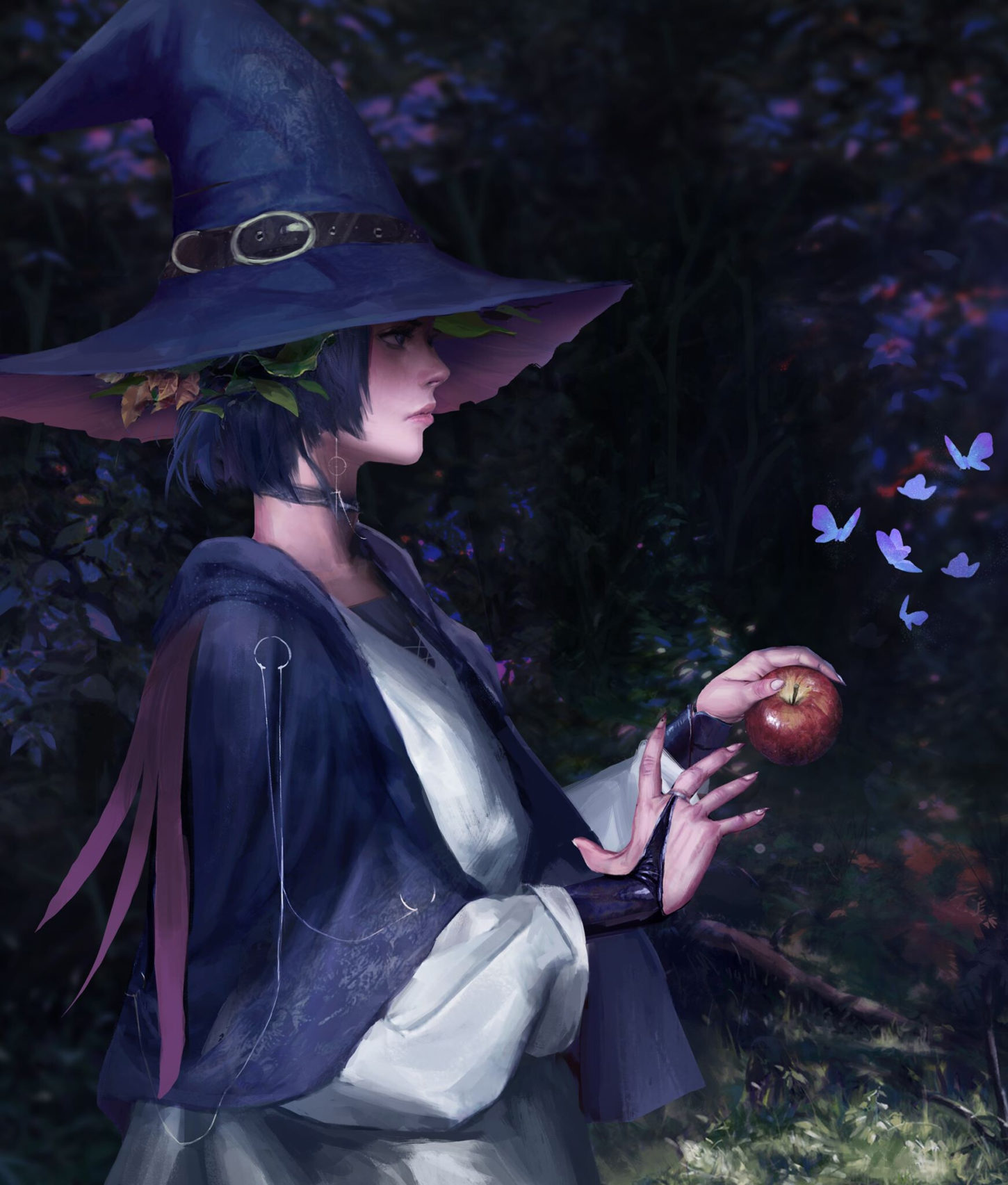 Witch of the Blue Forest, Sloth Being_02